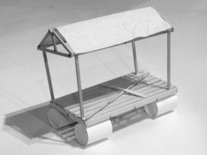 1mm-1inch model